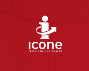 Ícone tecnologia e informação